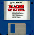 Blades of Steel Amiga Media