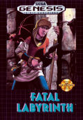 Fatal Labyrinth Genesis Front Cover