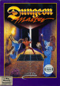 Dungeon Master Amiga Front Cover