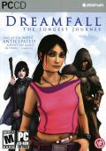 Dreamfall: The Longest Journey Windows Other Keep Case - Front