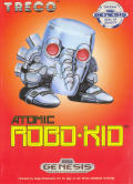 Atomic Robo-Kid Genesis Front Cover