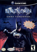 Batman: Dark Tomorrow GameCube Front Cover