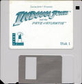 Indiana Jones and the Fate of Atlantis Amiga Media Disk 1/11