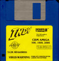 Indiana Jones and the Last Crusade: The Action Game Amiga Media