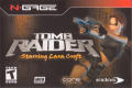 Tomb Raider N-Gage Front Cover