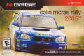 Colin McRae Rally 2005 N-Gage Front Cover