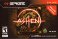 Ashen N-Gage Front Cover