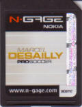 Marcel Desailly Pro Soccer N-Gage Media