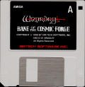 Wizardry: Bane of the Cosmic Forge Amiga Media Disk 1/5