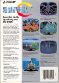 Super Contra Amiga Back Cover