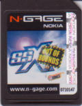 SSX Out of Bounds N-Gage Media