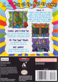 Super Bust-A-Move GameCube Back Cover
