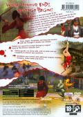 Red Ninja: End of Honor Xbox Back Cover