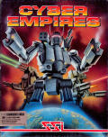 Cyber Empires Amiga Front Cover
