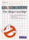 Ghostbusters SEGA Master System Front Cover