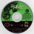Tom Clancy's Splinter Cell: Chaos Theory (Limited Collector's Edition) GameCube Media Disc 1