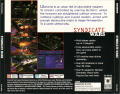 Syndicate Wars PlayStation Back Cover