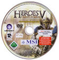Heroes of Might and Magic V Windows Media