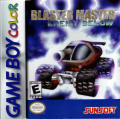 Blaster Master: Enemy Below Game Boy Color Front Cover