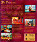 The Patrician Amiga Back Cover