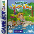 Legend of the River King 2 Game Boy Color Front Cover