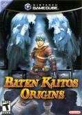 Baten Kaitos Origins GameCube Front Cover