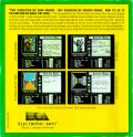 Tales of the Unknown: Volume I - The Bard's Tale Atari ST Back Cover
