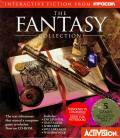 The Fantasy Collection DOS Front Cover