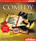 The Comedy Collection DOS Front Cover