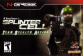Tom Clancy's Splinter Cell N-Gage Front Cover