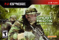 Tom Clancy's Ghost Recon: Jungle Storm N-Gage Front Cover