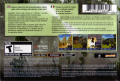 Tom Clancy's Ghost Recon: Jungle Storm N-Gage Back Cover