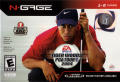 Tiger Woods PGA Tour 2004 N-Gage Front Cover