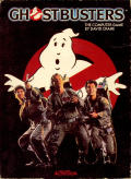 Ghostbusters Commodore 64 Front Cover