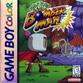Pocket Bomberman Game Boy Color Front Cover