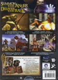 Dark Messiah: Might and Magic (Collector Edition) Windows Back Cover