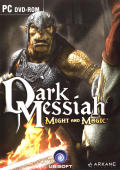 Dark Messiah: Might and Magic (Collector Edition) Windows Other Keep Case - Front