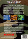 Airborne Ranger Commodore 64 Back Cover