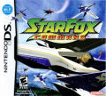 Star Fox Command Nintendo DS Front Cover Fixed left side.