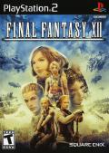 Final Fantasy XII PlayStation 2 Front Cover