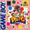 Pang Game Boy Front Cover