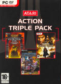 Atari Action Triple Pack Windows Front Cover