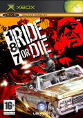 187: Ride or Die Xbox Front Cover