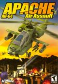 AH-64 Apache Air Assault Windows Front Cover