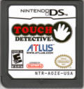 Touch Detective Nintendo DS Media