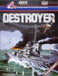 Destroyer Commodore 64 Front Cover