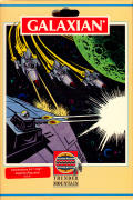Galaxian Commodore 64 Front Cover