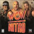 WCW Nitro Windows Other Jewel Case - Front