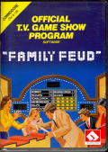 Family Feud Commodore 64 Front Cover