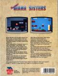 The Great Giana Sisters Commodore 64 Back Cover